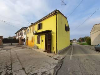 Foto - Terratetto unifamiliare via Rottazzo, Luzzara