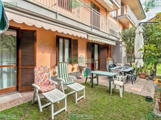 Foto - Vierzimmerwohnung via Circonvallazione, Borgo Ticino