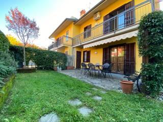 Foto - Villa a schiera via Monsignor Giovan..., Villa di Serio