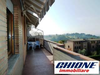 Foto - Quadrilocale buono stato, secondo piano, Quercegrossa, Monteriggioni