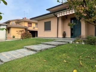 Foto - Villa a schiera via Antonio Gramsci 24, Vaiano Cremasco