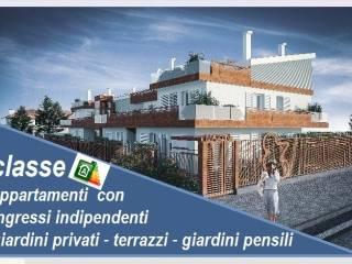 Foto - Villa a schiera via Giuseppe Mazzini 83, Agrate Brianza