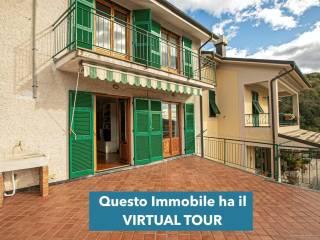 Foto - Terratetto unifamiliare via Terrarossa Colombo 76A, Moconesi