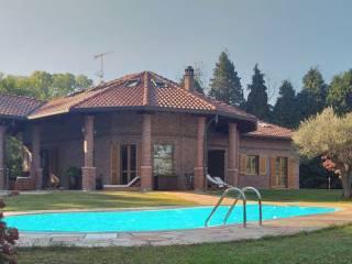 Foto - Villa unifamiliare via Pianella, Castelletto Sopra Ticino
