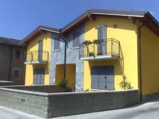 Photo - Terraced house 4 rooms, new, Soresina
