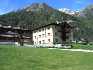 Photo - 2-room flat excellent condition, first floor, Gressoney-Saint-Jean