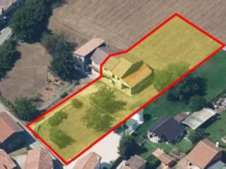 Foto - Terratetto unifamiliare 360 mq, da ristrutturare, Porcellengo, Paese