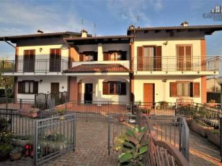 Foto - Villa a schiera vicolo Gaeta 17, Favria