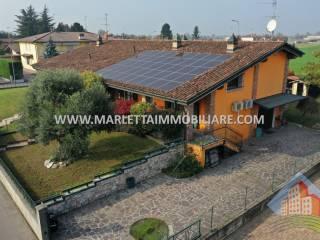 Photo - Two-family villa piazza Maggiore 10, Camisano