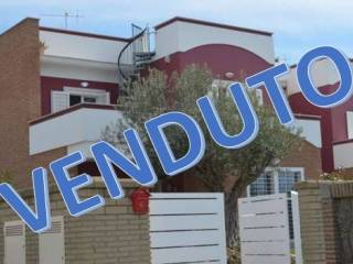 Photo - Terraced house via Casal di Brocco 15, Cocchino, Anzio
