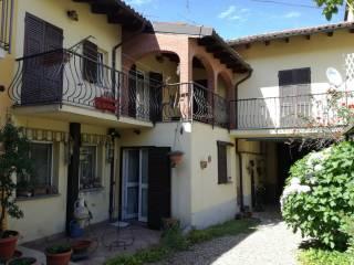Foto - Terratetto unifamiliare via Asilo Raggio, Pozzolo Formigaro