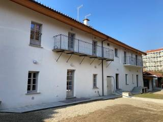 Photo - Terraced house 5 rooms, excellent condition, Pinerolo