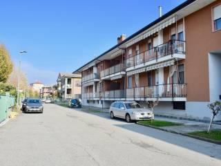 Foto - Trilocale via Quinto Cattaneo, Favria