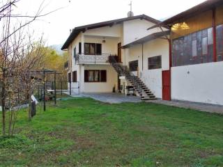 Foto - Villa bifamiliare via Repubblica dell'Ossola 1, Nibbio, Mergozzo