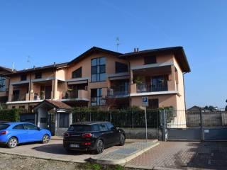 Foto - Monolocale via Giuseppe Garibaldi 10, Cuggiono