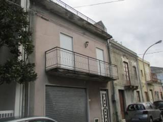Foto - Terratetto unifamiliare via REGINA MARGHERITA 25, Pace del Mela