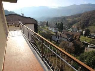 Foto - Quadrilocale piano rialzato, Sant'Omobono Terme
