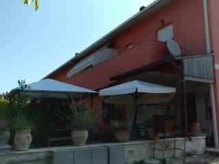 Foto - Villa a schiera via Luigi Longo 8, Tavernelle, Panicale