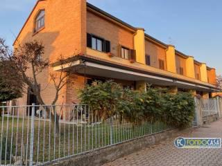 Foto - Villa a schiera via san Michele del Carso, Cimnago, Lentate sul Seveso