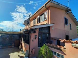Photo - Single-family townhouse via Delle Valli 29, Magliano Romano