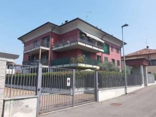 Foto - Trilocale piazza Monsignor Giuseppe Casati 4, Landriano