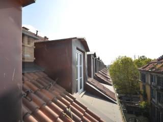 Foto - Appartamento corso Vittorio Emanuele 68, Piazza Solferino, Torino