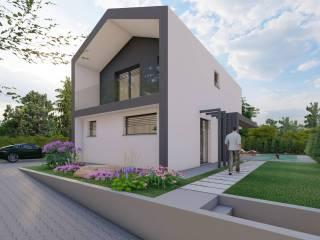Foto - Villa unifamiliare via Casaretto, Besana in Brianza