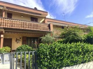 Foto - Villa a schiera via Amatore Sciesa, Taccona, Muggiò