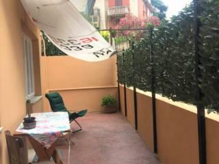 Foto - Trilocale ottimo stato, secondo piano, Villetta, Valloria, Savona