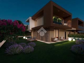 Foto - Villa bifamiliare via Gerole, Stezzano