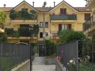 Foto - Trilocale via San Francesco D'Assisi 52, Ronco Briantino