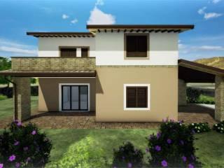 Foto - Villa unifamiliare, nuova, 140 mq, Deruta
