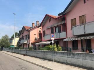 Foto - Villa a schiera via Privata Colombana 7, San Colombano al Lambro