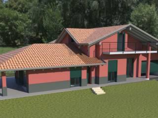 Foto - Villa unifamiliare, nuova, 156 mq, Cadrezzate con Osmate