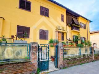 Foto - Villa a schiera via Giustino De Jacobis 10, Garbatella, Roma