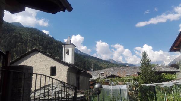 foto  Trilocale frazione Villair, La Salle