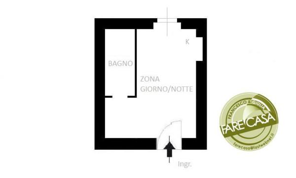 foto  Monolocale buono stato, primo piano, Milano
