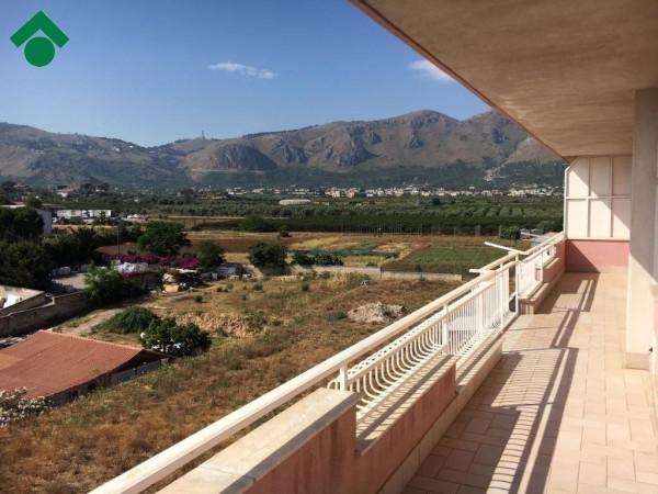 foto panorama Quadrilocale corso dei Mille 1425, Palermo