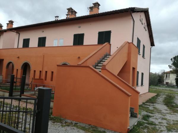 foto  Trilocale nuovo, piano terra, Cortona