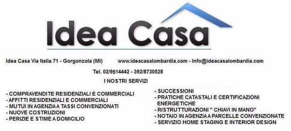Vendita Appartamento Gorgonzola. Quadrilocale in via Sondrio 49 ...