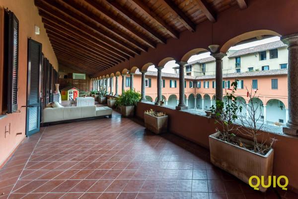 foto terrazzo Appartamento via del Seminario, Lecco