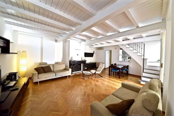 Vendita appartamento monza quadrilocale in vicolo bellani for Planimetria dell appartamento in vendita