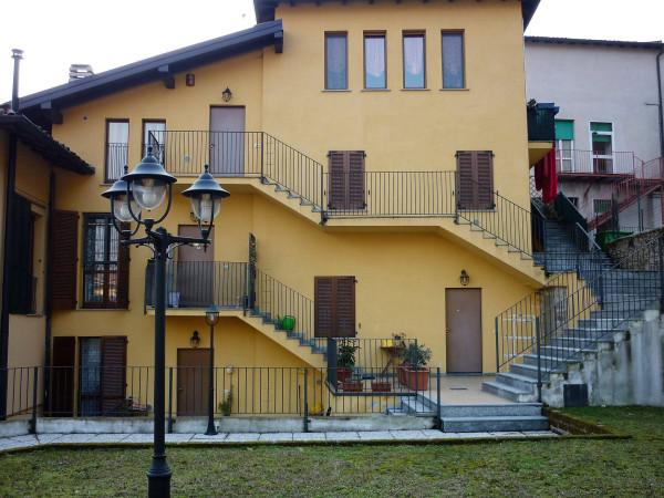 foto esterno Bilocale via Oratorio, Olgiate Molgora
