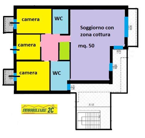 foto  Appartamento via Belvedere, Povegliano Veronese