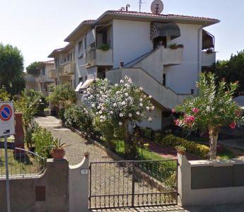 Vendita appartamento in via irma bandiera rosignano for Planimetria dell appartamento in vendita