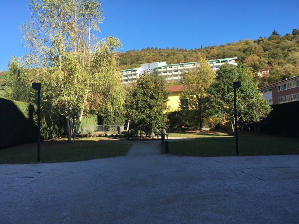foto giardino esterno Bilocale viale Trento 10, Rovereto