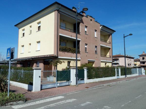 Vendita appartamento soliera quadrilocale in via appalto for Planimetria dell appartamento in vendita