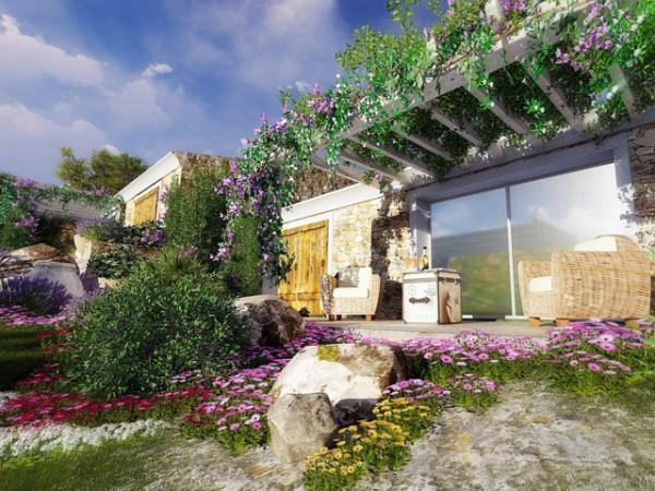 foto Esterni Quadrilocale nuovo, piano terra, Valledoria