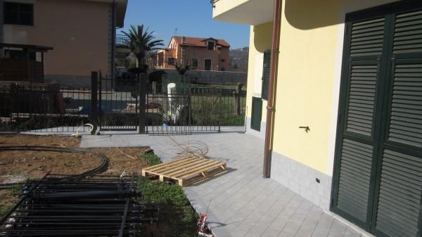 foto esterno Quadrilocale via Indro Montanelli 20, Villanova d'Albenga