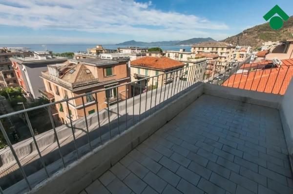 Vendita Attico / Mansarda Sestri Levante. Terrazza, rif. 64895016